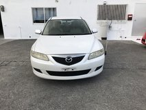 2002 Mazda Atenza - TINT - NAVI - 6 DISC Changer - Runs Great - Compare & $ave! in Okinawa, Japan