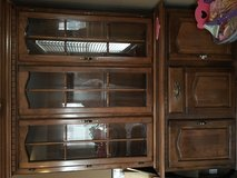 Large Wood China Cabinet in Rolla, Missouri