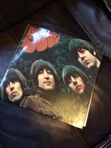 The Beatles Rubber Soul Album in Lakenheath, UK
