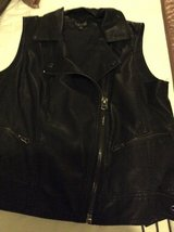 Top shop faux leather biker jacket. in Lakenheath, UK