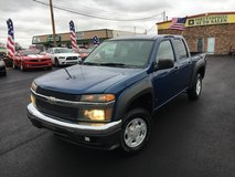 2006 CHEVROLET COLORADO Crew Cab LT Pickup 4D 5 1/4 5-Cyl 3.5 Liter in Fort Campbell, Kentucky