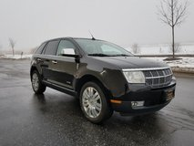 2009 Lincoln MKX in Lockport, Illinois