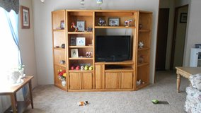 Wall unit in Alamogordo, New Mexico