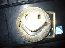 Belt Buckle/Smiley Face in Palatine, Illinois