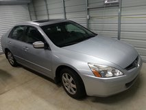 2005 Honda Accord {low miles 8,300 per year} in Camp Lejeune, North Carolina