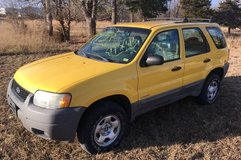 2002 Ford Escape 4x4 in Fort Leonard Wood, Missouri