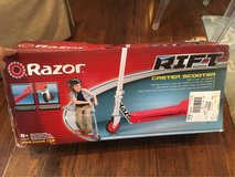 razor rift coaster scooter- nib in Pensacola, Florida