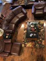 Flexsteel Couch, 2 Chairs, and Ottoman in Kingwood, Texas