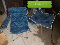 Chair + table. in Vacaville, California