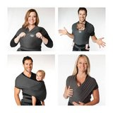 New Brown Moby wrap (baby carrier) in Travis AFB, California