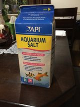 API aquarium salt in Okinawa, Japan