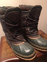 Men's boots in Fort Campbell, Kentucky