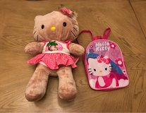 Build a Bear Hello Kitty & Backpack in El Paso, Texas