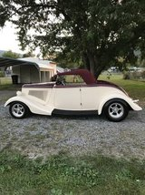33 Ford Street rod / Convertible in Camp Lejeune, North Carolina