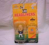 1996 Greene Auburn #91 Headliners NCAA College Football Action Figure #01203 in Kingwood, Texas