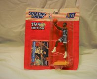 1996 Hardaway Orlando Magic #1 Kenner Starting Line Up NBA Action Figure #69036 in Kingwood, Texas