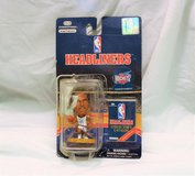 1997 Houston Rockets Charles Barkley #4 Headliners 17078 Action Figure NBA 02029 in Kingwood, Texas