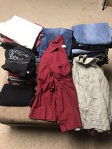 MATERNITY CLOTHES (size L) in Fairfield, California