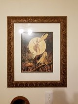 **REDUCED** Framed David Delamare Mermaid/Fairy Art in Fort Campbell, Kentucky