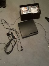 PS3 and 28 games(no controller) in Leesville, Louisiana