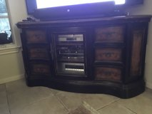 TV Corner Console - Hooker in Kingwood, Texas