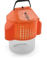 South Bend SBCBBKT Orange Collapsible Bait Bucket w/ Handle in Yorkville, Illinois