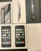 iPhone boxes (4S, 5, 5S & 6) - original, excellent condition, adds value to your iPhone resell in Okinawa, Japan