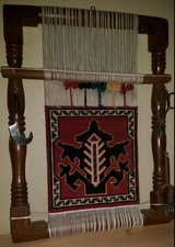 Arabic Weaving Unit in Kingwood, Texas