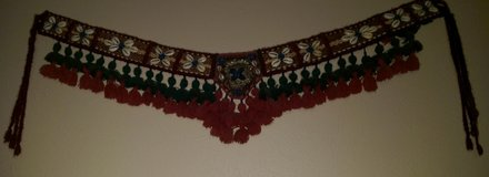 Arabian Belly Dancer Waist Belt in Kingwood, Texas