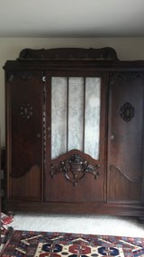 Beautiful German Schrank/ move out sale name your price in Vacaville, California