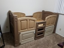 Step 2 toddler bed w mattress in Temecula, California