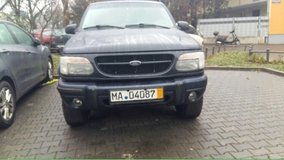 1999 ford explorer,4x4,lpg,limited edition,full in Ramstein, Germany