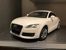 Audi TT model car in Ramstein, Germany