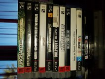 PS3 games for sale in CyFair, Texas