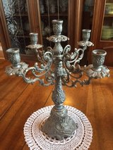 Rococo Style Candelabra / Candle Holder in Ramstein, Germany
