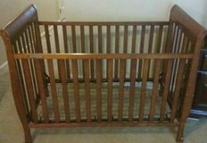 2-in-1 Baby Crib in Lawton, Oklahoma