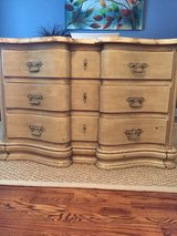 BEAUTIFUL MARBLE TOP DRESSER in Cherry Point, North Carolina
