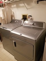 Maytag washer and gas dryer in Glendale Heights, Illinois
