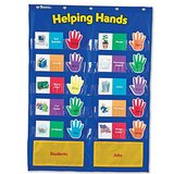 Helping Hands Job Pocket Chart by Learning Resources in Plainfield, Illinois
