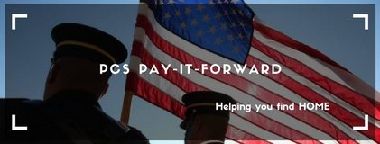 THE PENTAGON PCS PAY-IT-FORWARD in Bolling AFB, DC