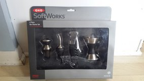New!  OXO Softworks  4 piece Bar Starter Set in Naperville, Illinois