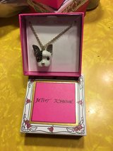 BETSEY JOHNSON NECKLACE in Sugar Grove, Illinois