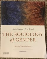 The Sociology of Gender: A Brief Introduction (4th Edition) in Manhattan, Kansas