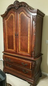 Armoire in Fort Rucker, Alabama