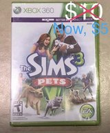 XBOX 360 Sims 3 Pets in Fort Riley, Kansas