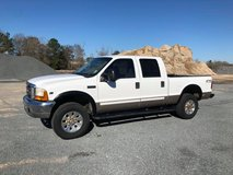 2001 Ford F250 Lariat Super Duty 4x4 in Leesville, Louisiana
