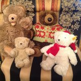Teddy bears lot Steiff, Clemens... in Ramstein, Germany