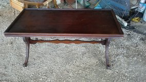 Antique Coffee Table in Leesville, Louisiana