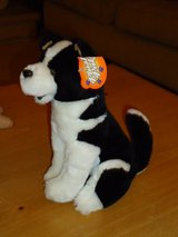 "NWT plush dog 9-1/2""H in St. Charles, Illinois"