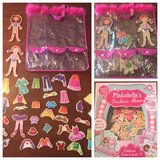 Magnetic and paper doll dress up toys in Warner Robins, Georgia